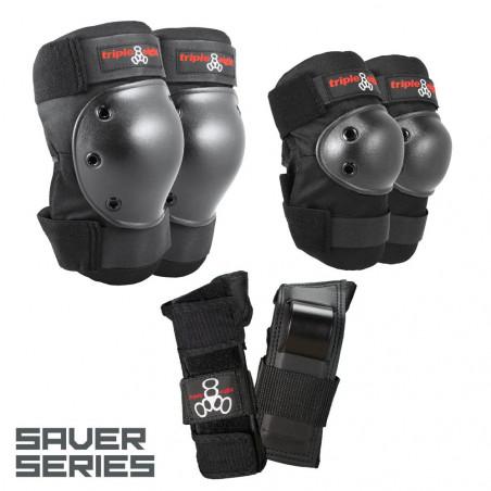 Triple Eight Saver Series 3-Pack